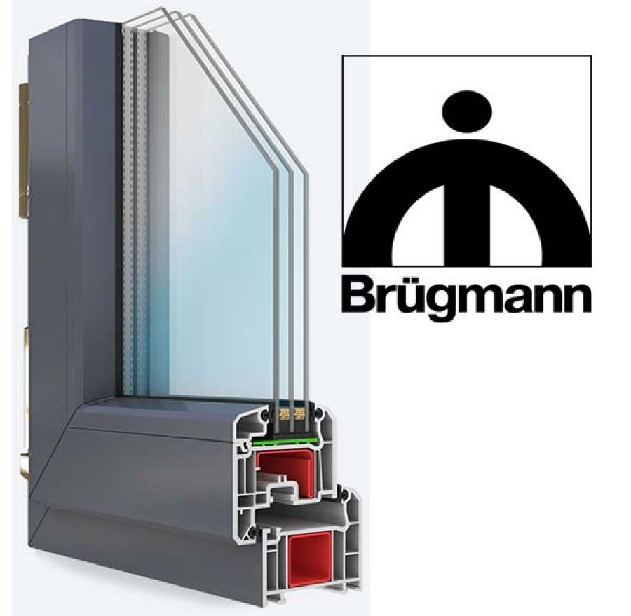 Пластиковые окна brugmann как вставлять сетку в пластиковое окно видео